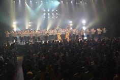 流石組とPUFFY Concert, Concerts
