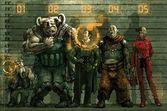 Shadowrun: Um RPG de mesa cyberpunk