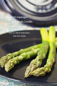 ストウブ【staub】de蒸アスパラガス by *ai* 【クックパッド】 簡単おいしいみんなのレシピが282万品