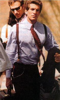JFK Jr.  Beautiful Man