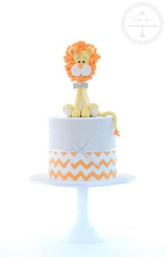 I Love Cake Design Puntata 3 : 1000+ ideas about Lion Cakes on Pinterest Lion Birthday ...