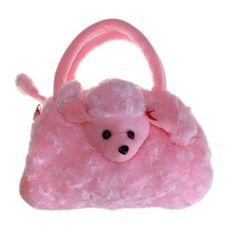 Pink Poodle Bag