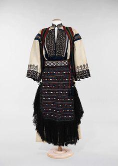 Bosnian Traditional Folklore Clothing | Slavorum