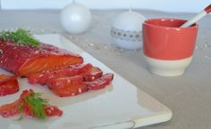 Saumon gravlax / Cooking N Co Appetizer Recipes, Appetizers, Entrees, Ethnic Recipes, Food, Salads, Scandinavian, Meal, Kitchens