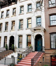 50 years on, townhouse featured in 'Breakfast at Tiffany's' for sale...