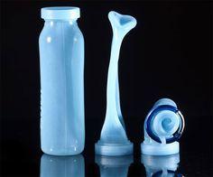Bubi Collapsible Bottle | DudeIWantThat.com