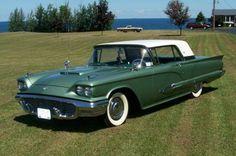 1959 Ford Thunderbird Hardtop