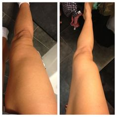 My leg progress is unreal! Eat clean,drink water, and do squats!!! Don't forget the stairmaster!!! ❤❤❤❤