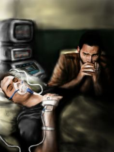fanart, sterek, and derek image