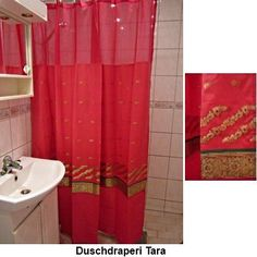 Shower curtain Tara  Only one pcs.