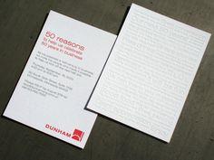 50 Years Letterpress Invitations « Beast Pieces