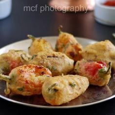 Vegetable Pakora-the great Indian Snack