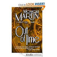 FREE: Out of Time: A Time Travel Mystery by Monique Martin (44 customer reviews) You Save: £7.49 (100%)