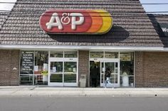 A & P grocery store