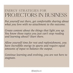 Energy tips for Projectors in business Human Design System, Projector Hd, Enneagram 4, Work Goals, Self Exploration, Healing Quotes, Self Discovery, Wisdom Quotes, Good To Know