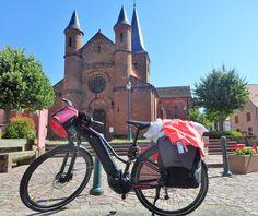 Juli_e_cycle à Neuwiller-lès-Saverne, Alsace-Bossue. #velo #bicyclette #veloelectrique #ebike #vae #tourdefrance #cyclingtour #cyclotourisme #RestartCycleTourism #neuwillerlessaverne #voieverte #cyclingtour #juli_e_cycle #velafrica
