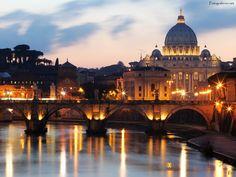 Italië #Rome zeker een plaats waar ik later met mijn toekomstige (als die er is :p haha) naar toe wil gaan
