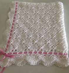 Crochet chevron zig zag blanket with rosettes and matching etsy – Artofit Baby Afghans, Baby Blanket Crochet, Crochet Baby, Baby Blankets, Crochet Gifts, Hand Crochet, Christening Blanket, Crochet Dishcloths, Toddler Gifts