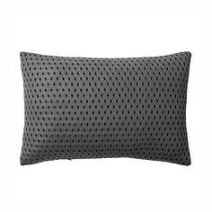 AYTM Aeris 3D Knitted Cushion- Dark Grey