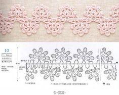 crochet lace diagram 3