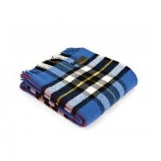 Dress Thompson Tartan Knee Rug in Pure New Wool . . Sold by TartanPlusTweed.com A family owned kilt and gift shop in the Scottish Borders