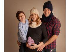 Zozio- bonnet et snood à tricoter pour toute la famille Gazouillis et cie