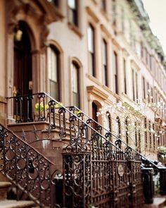 Das Apartment NYC-Print Carrie Bradshaws von EyePoetryPhotography