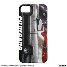 1988 C2500 Silverado iPhone SE/5/5s Case