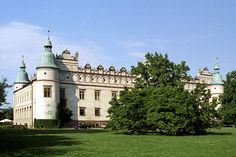 Baranow Sandomierz Castle