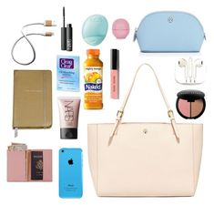 """""""• what's in my purse •"""" by lillianjester ❤ liked on Polyvore"""