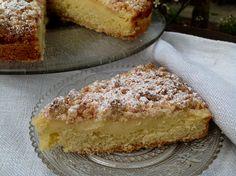 Vanillepudding- Eierlikör- Kuchen mit Streusel, einfach und schnell zubereitet. Mal eine andere Variante eines köstlichen Eierlikörkuchens.