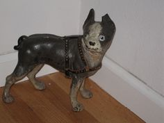 Antique Boston Terrier
