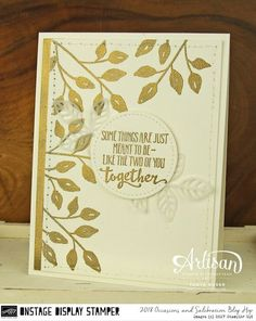 Tinkerin In Ink with Tanya: Display Stamper Blog Hop: Day 5