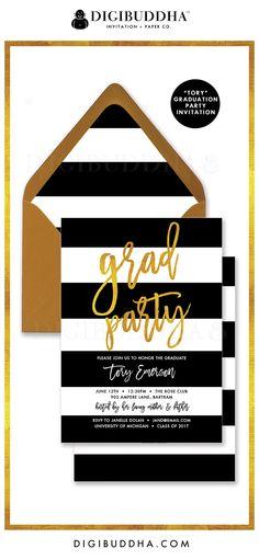 44 best Digibuddha Graduation Invitations images on Pinterest Grad - invitations graduation