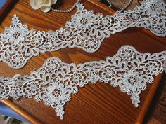 Cheap lace wedding coat, Buy Quality lace gloves wedding directly from China lace column wedding dress Suppliers: Free Shipping Water-soluble Lace Fabric,Lace Trim for Skirt Garment Accessories 3cm 15Yds/lotUSD 14.99/lotFree Shipping