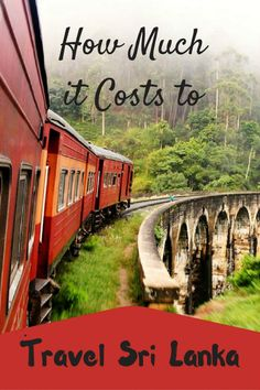 How Much Does it Cost to Travel in Sri Lanka? - Find out all the details about budget travel costs in this fascinating country | Globetrotter Girls