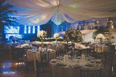 salão de festa casamento organizado - Pesquisa Google
