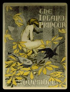 The Inland Printer cover art