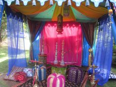 gypsy tent oasis