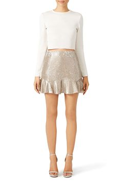 Rent Jules Skirt by J.O.A. for $30 only at Rent the Runway.