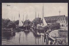 AK Memel, Schiffe, 1921 (42927