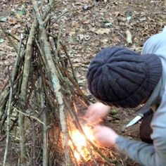 Survival Food In The Wild | Bushcraft and Survival Skills