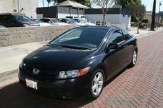 2007 Honda Civic EX 2dr Coupe (1.8L I4 5M) **FOR SALE** By RAGING MOTORS - 5155 SANTA MONICA BLVD Los Angeles, CA