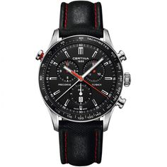 Certina Watch Chrono Flyback Watch available to buy online from with free UK delivery.
