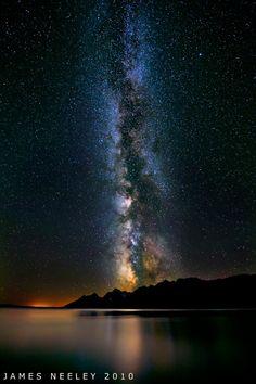 our milky way galaxy