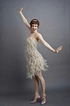 Flapper dress!