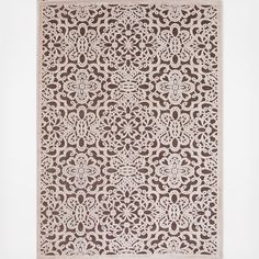 Transitional Floral Lacie Rug