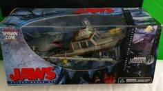 One of my favorite Collectable items. A scene from Jaws where Quint meets his end!