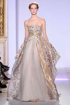 Zuhair Murad Haute Couture - Pasarela 2013