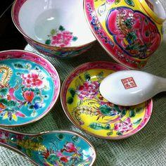 """""""China Peranakan style"""" Herry Ashari Collections"""